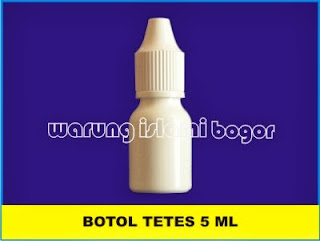Botol Eye Drop / Tetes mata 5ml