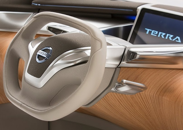 Sophisticated Cars Nissan Terra Concept 2012