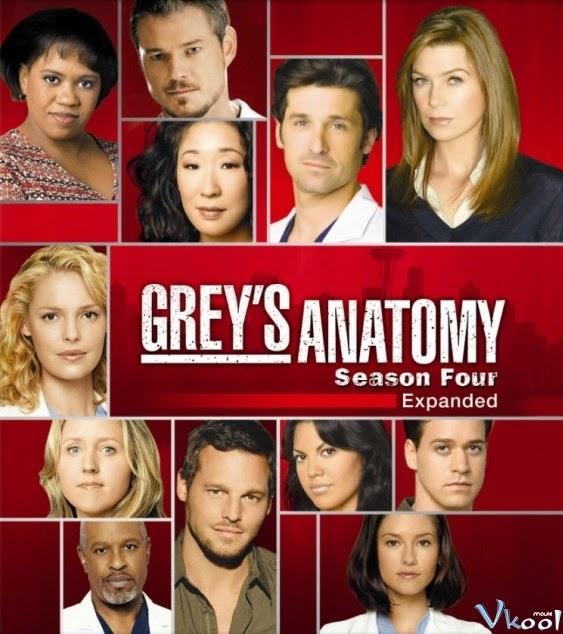 Phim Ca Phẫu Thuật Của Grey 4 - Grey's Anatomy Season 4