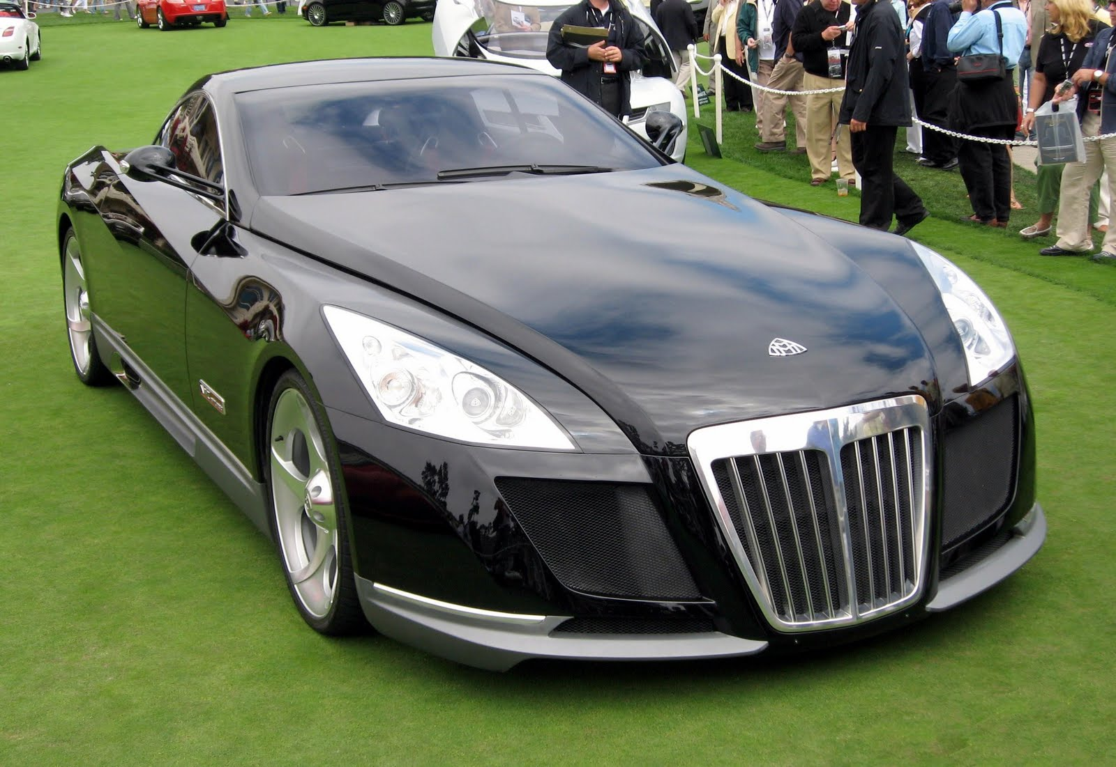 Most Expensive Luxury Cars - Luxury Cars