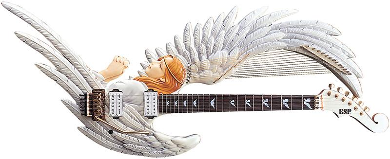 14 Unusual and Creative Guitars  Toxelcom