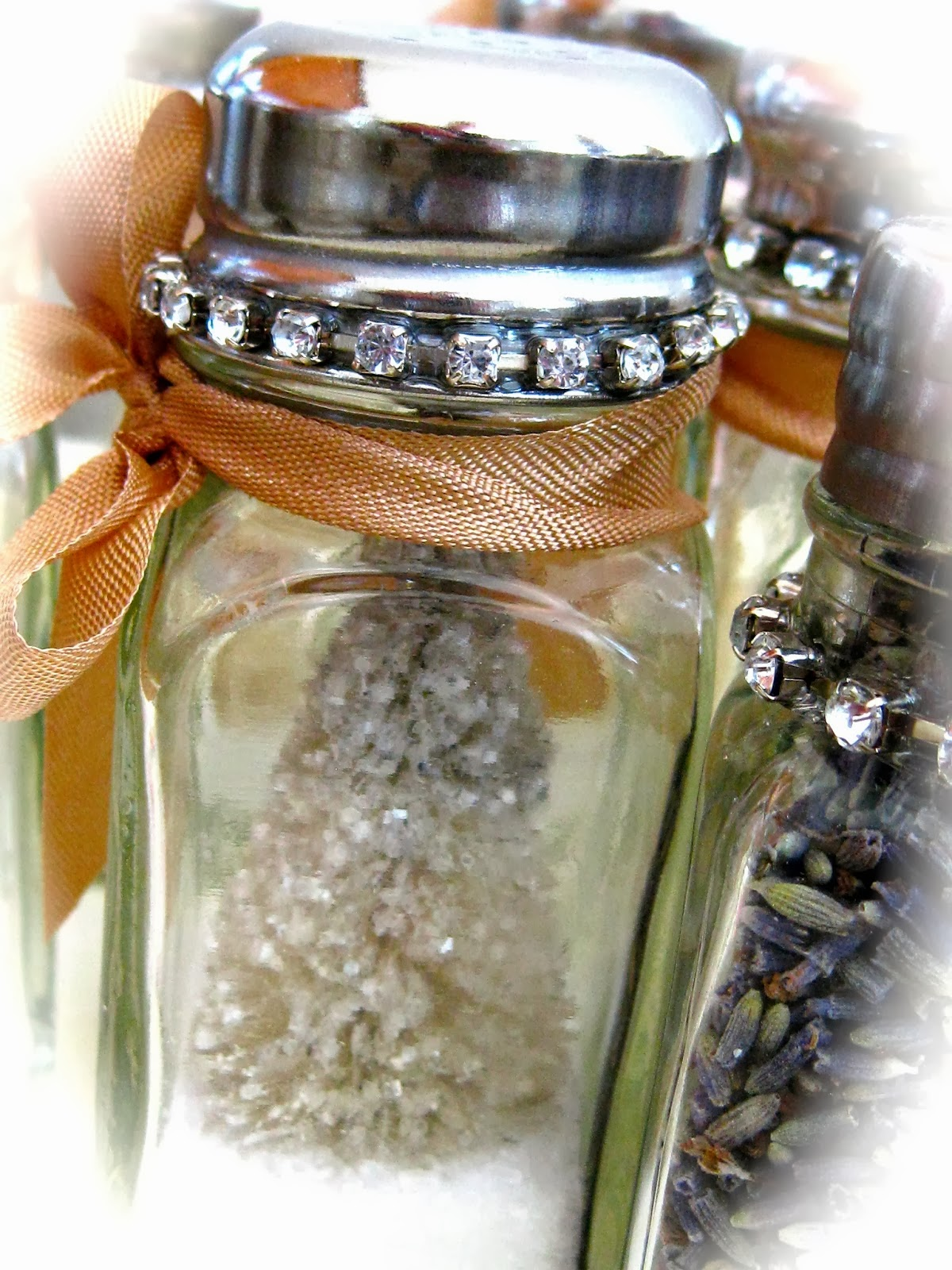 Salt Shaker Snow Globe
