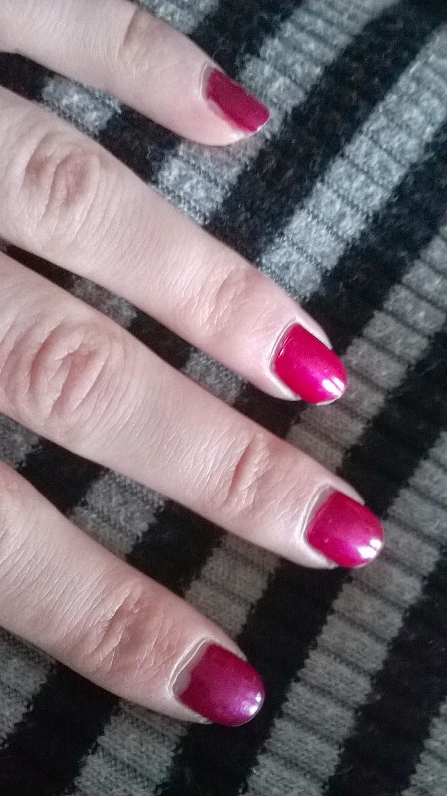 Ana\'s Rocket Ship: Nice Nails #10