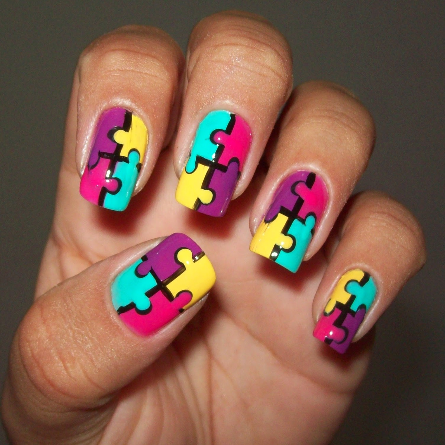 UÑAS DE LOS PIES DECORADOS - Photo 17 : Foto - enfemenino.com