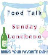Featured Sunday Luncheon Recipe