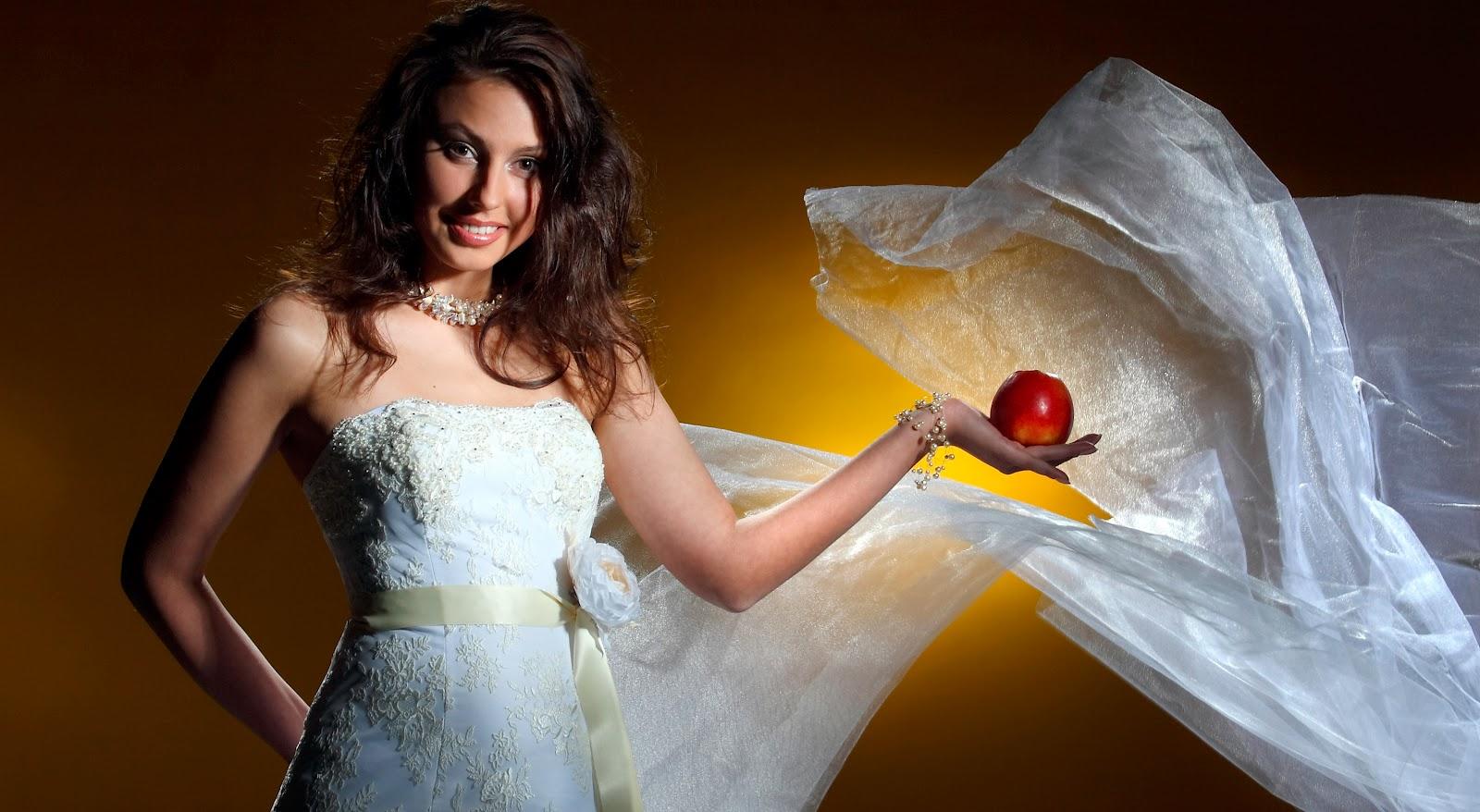 Фото невест с месячными 3 фотография