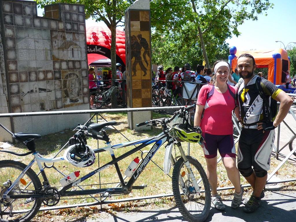 Blog Go Tandem - Festival 8 Rutas Ecológicas Colmenar Viejo