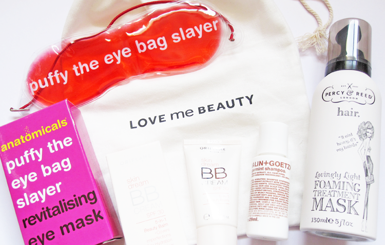 A picture of Love Me Beauty Box - September 2014