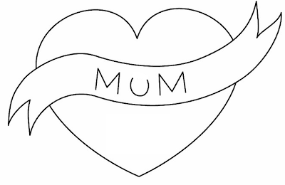 Happy Mothers Day Coloring Pages For Step Mothers