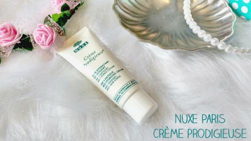 Resenha: Nuxe Crème Prodigieuse