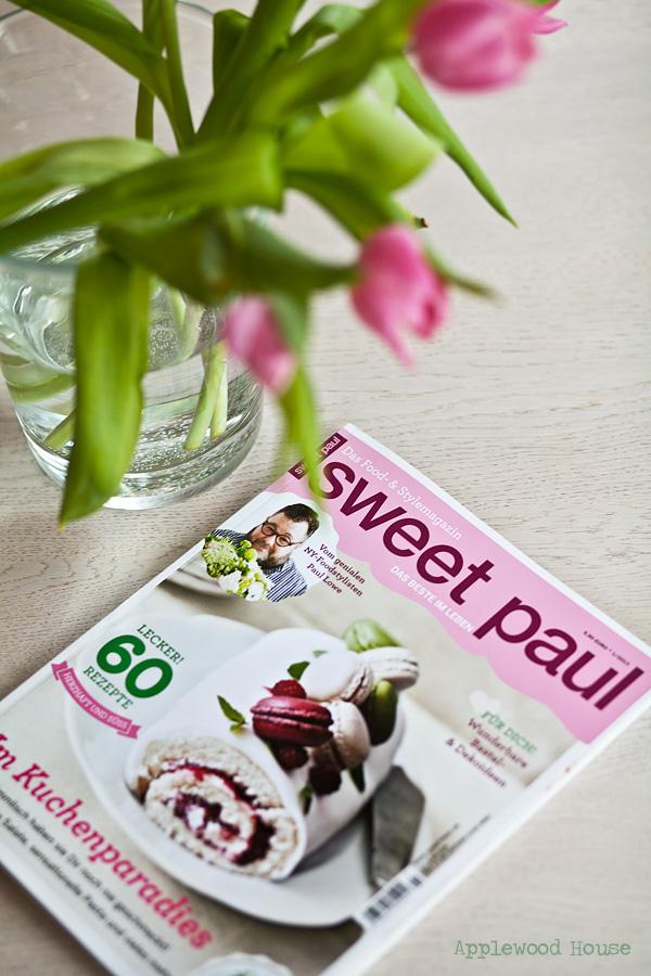 Sweet Paul Magazine deutsche Ausgabe