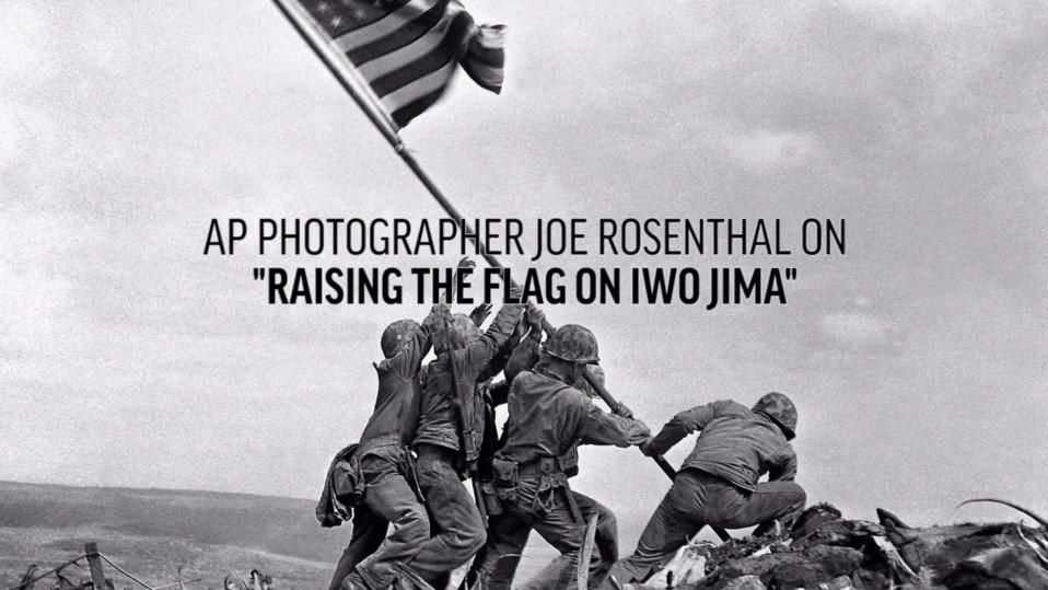 Joe Rosentha iwo jima