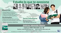 ESTUDIA    ARQUEOLOGIA    EN PUERTO RICO