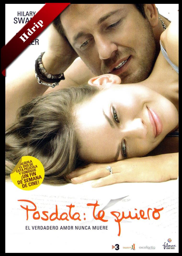 Posdata Te Quiero Hdrip Castellano 2007