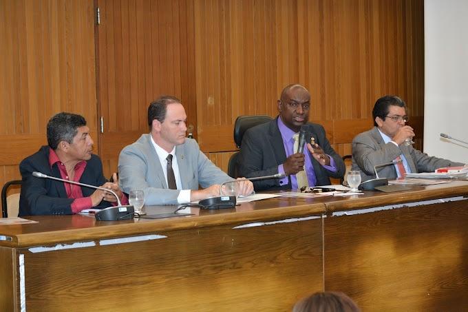 Deputado Cabo Campos defende uso de tornozeleira eletrônica por presos em saídas temporárias.