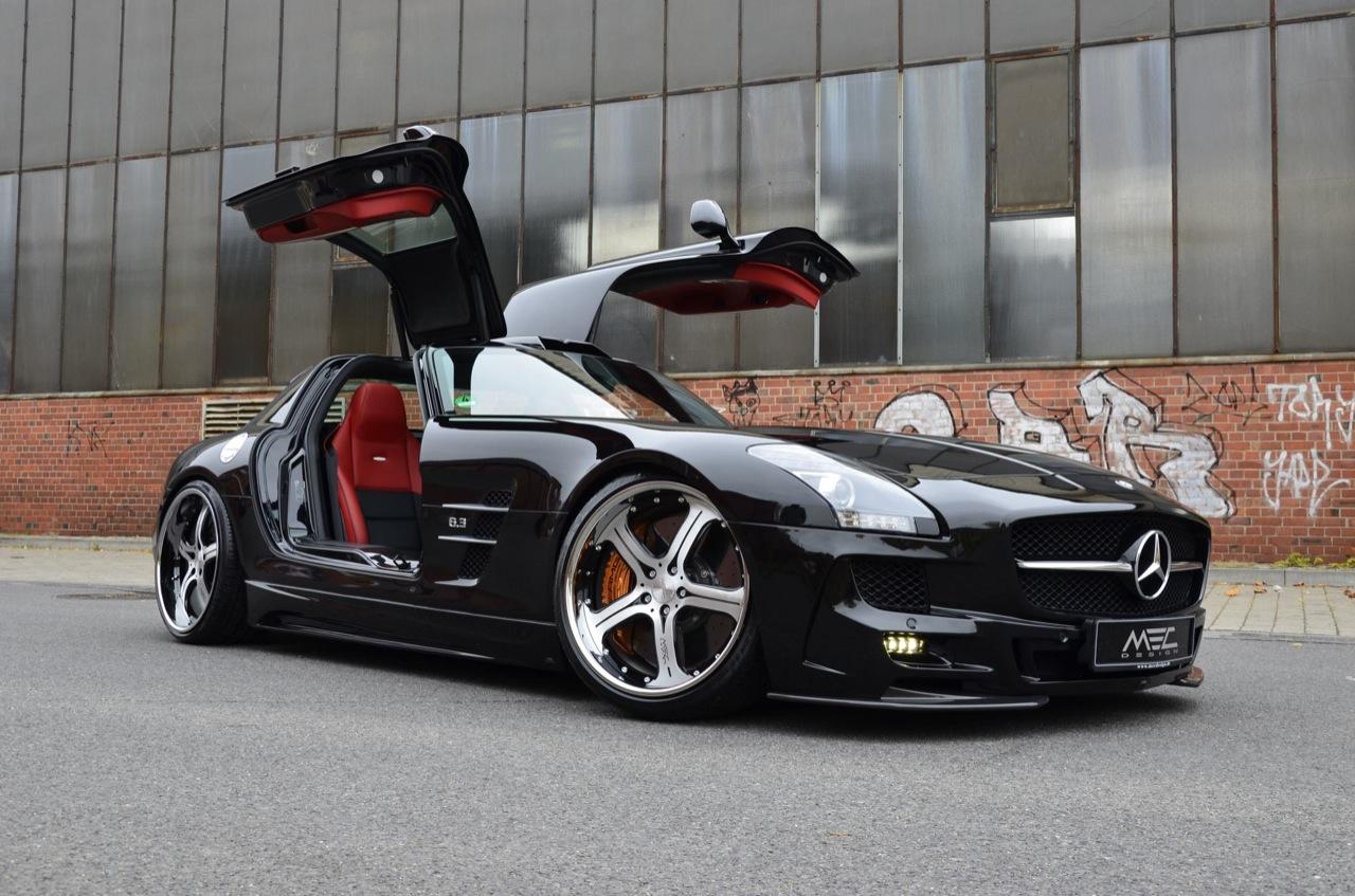 Mercedes unleashes first sls amg black series trailer movies4khmer