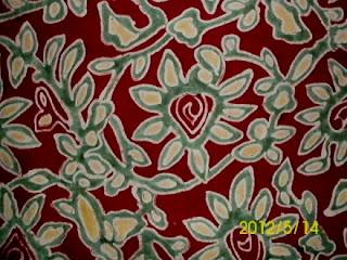 Motif Klasik Kembang Bagoesweroeh diambil dari kain kuno milik Pangeran Bagoesweroeh pada tahun 1800 Masehi