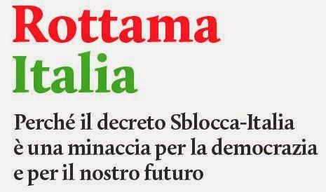Un libro per capire gli effetti dello Sblocca Italia