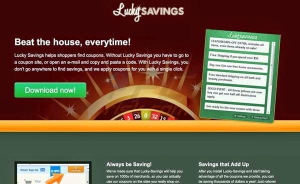 Lucky Savings