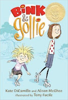bookcover of BINK AND GOLLIE (Bink & Gollie #1) by Kate DiCamillo and Alison McGhee