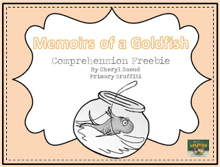 classroom freebies memoirs of a goldfish freebie. Black Bedroom Furniture Sets. Home Design Ideas