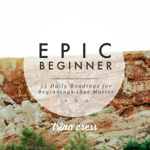 Epic Beginner ebook + journal . . .