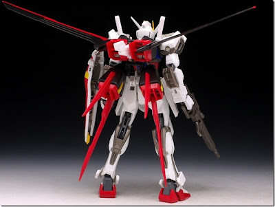 Aile Strike Gundam review