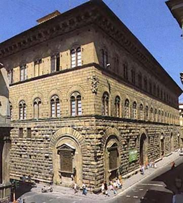 La favola della botte palazzo medici riccardi l for Architecture quattrocento