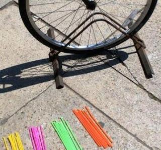 pengelompokan sedotan 4 warna