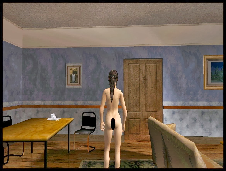 GTA SA - Skin Da Lara Tomb Raider Versão Nua