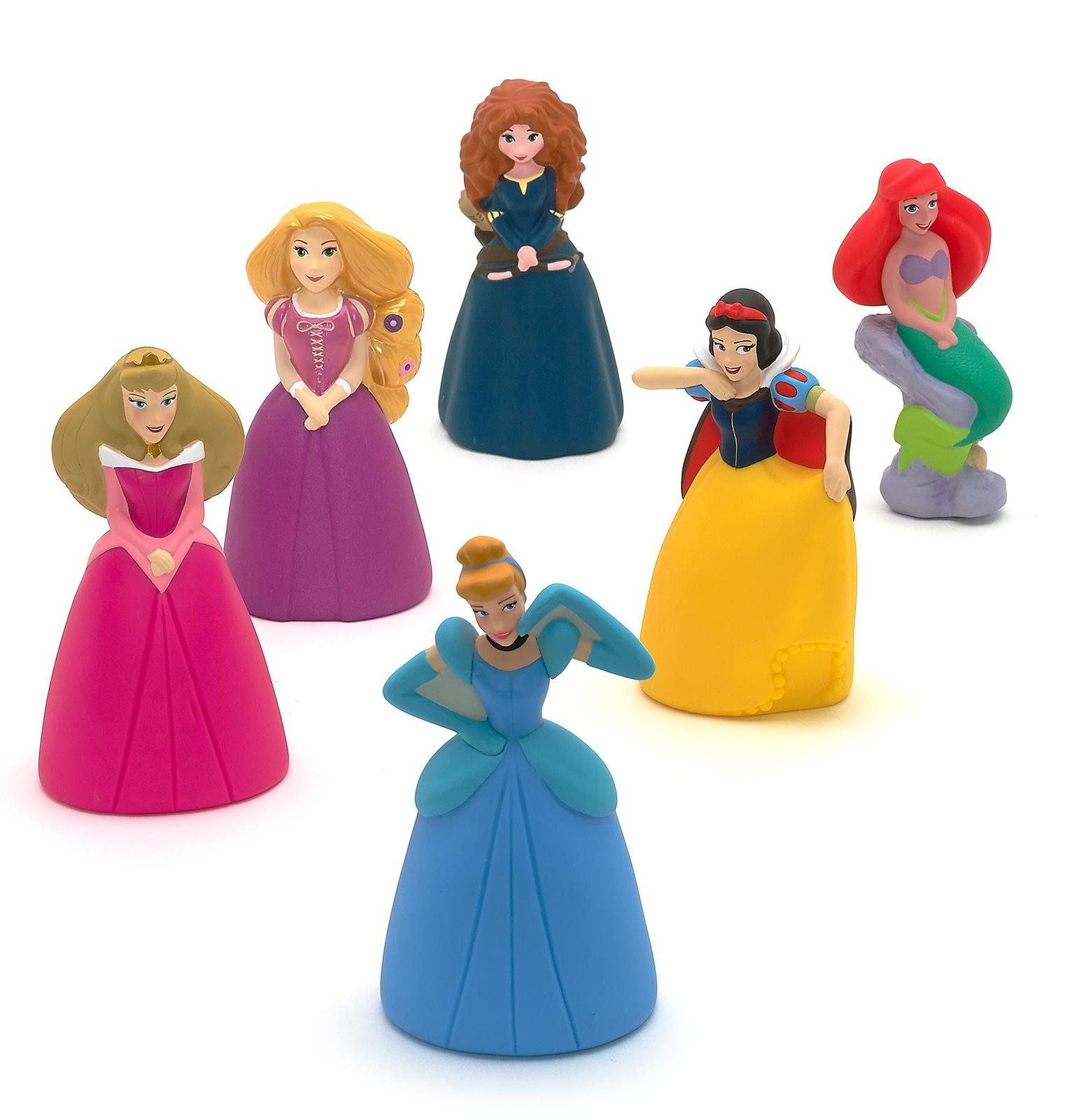 Filmic Light - Snow White Archive: 2015 Euro Princess Bath Toys