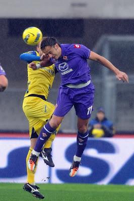 Chievo Fiorentina 1-0 highlights sky