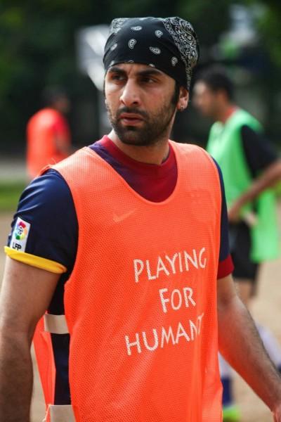 Leander Paes and Bollywood stars Abhishek, Ranbir play ...