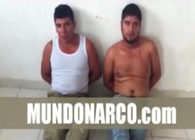 video donde cartel jalisco interrogan sicarios antes ejecutarlo