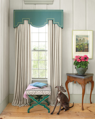 Asian Style Window Treatments & Asian Blinds