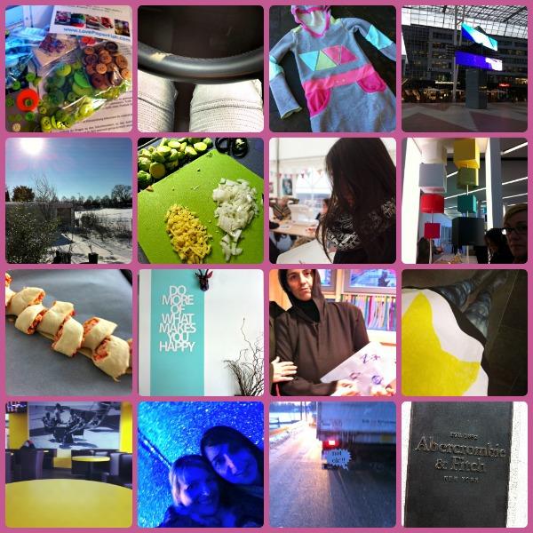 Collage Februar 13 Frühstück bei Emma
