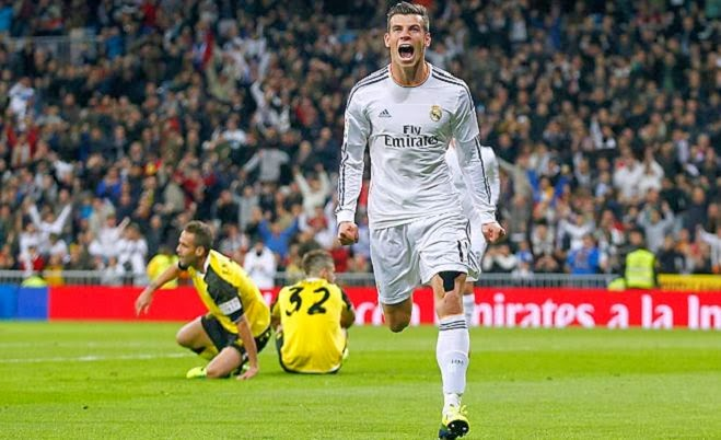 Gareth Bale Goal Scored Real Madrid