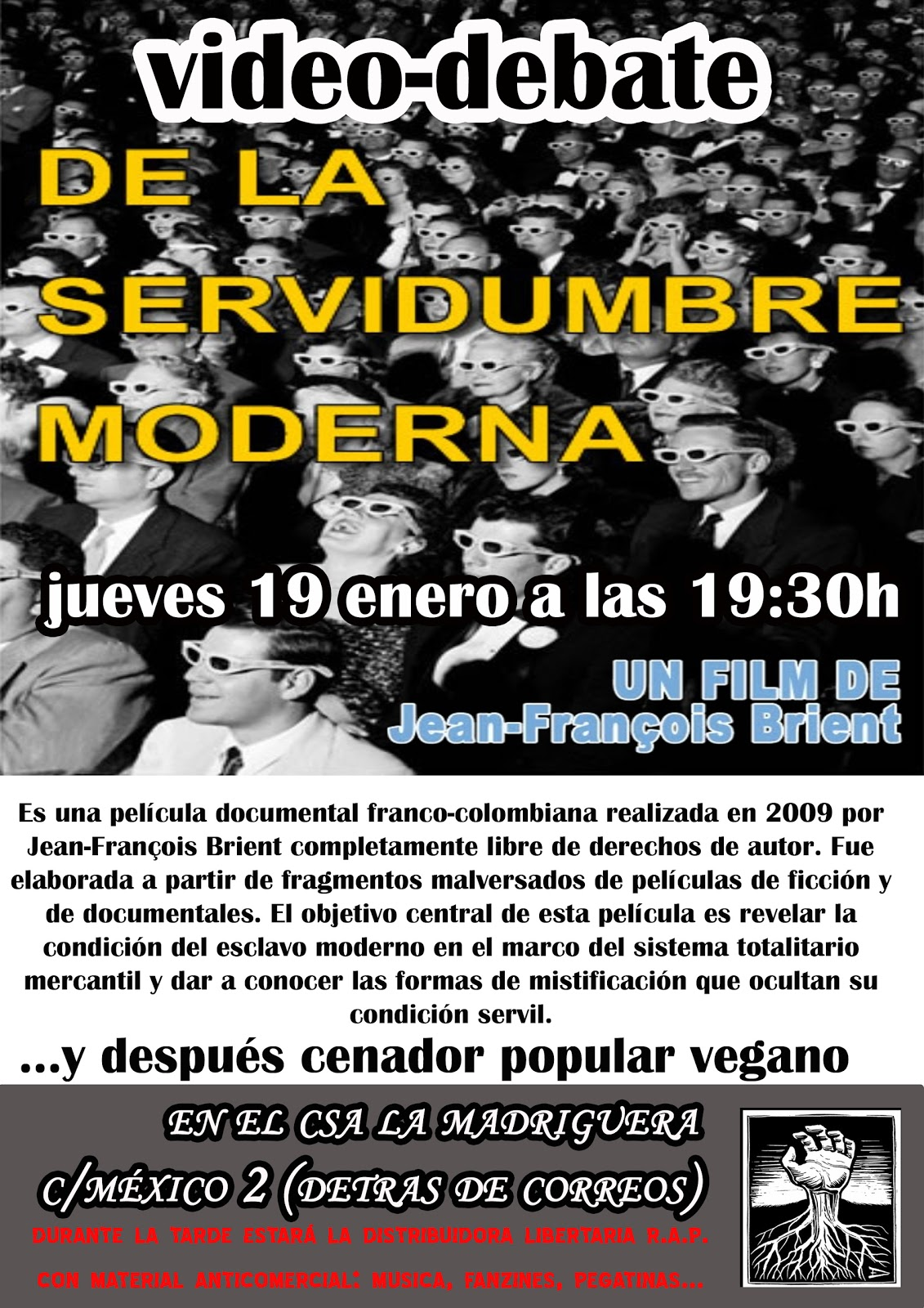 PONFERRADA) VIDEO-DEBATE \