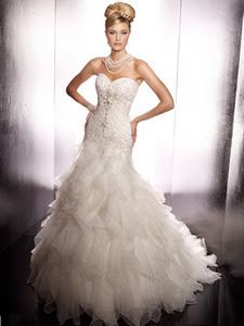 length wedding dresses
