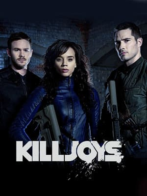 Killjoys - 2ª Temporada Séries Torrent Download completo