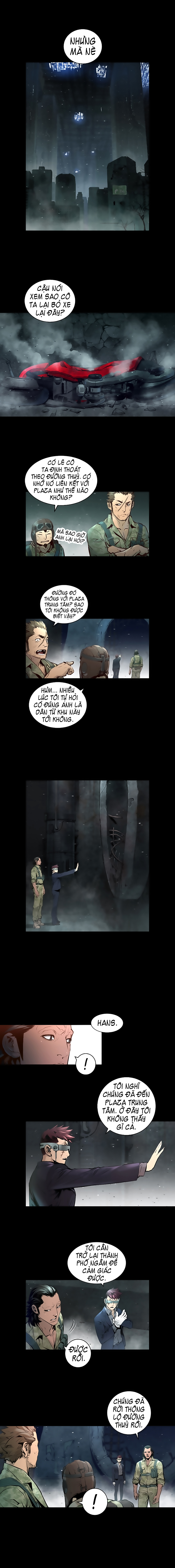 Dị Giới Tam Tuyệt  Chap 48 - Trang 5