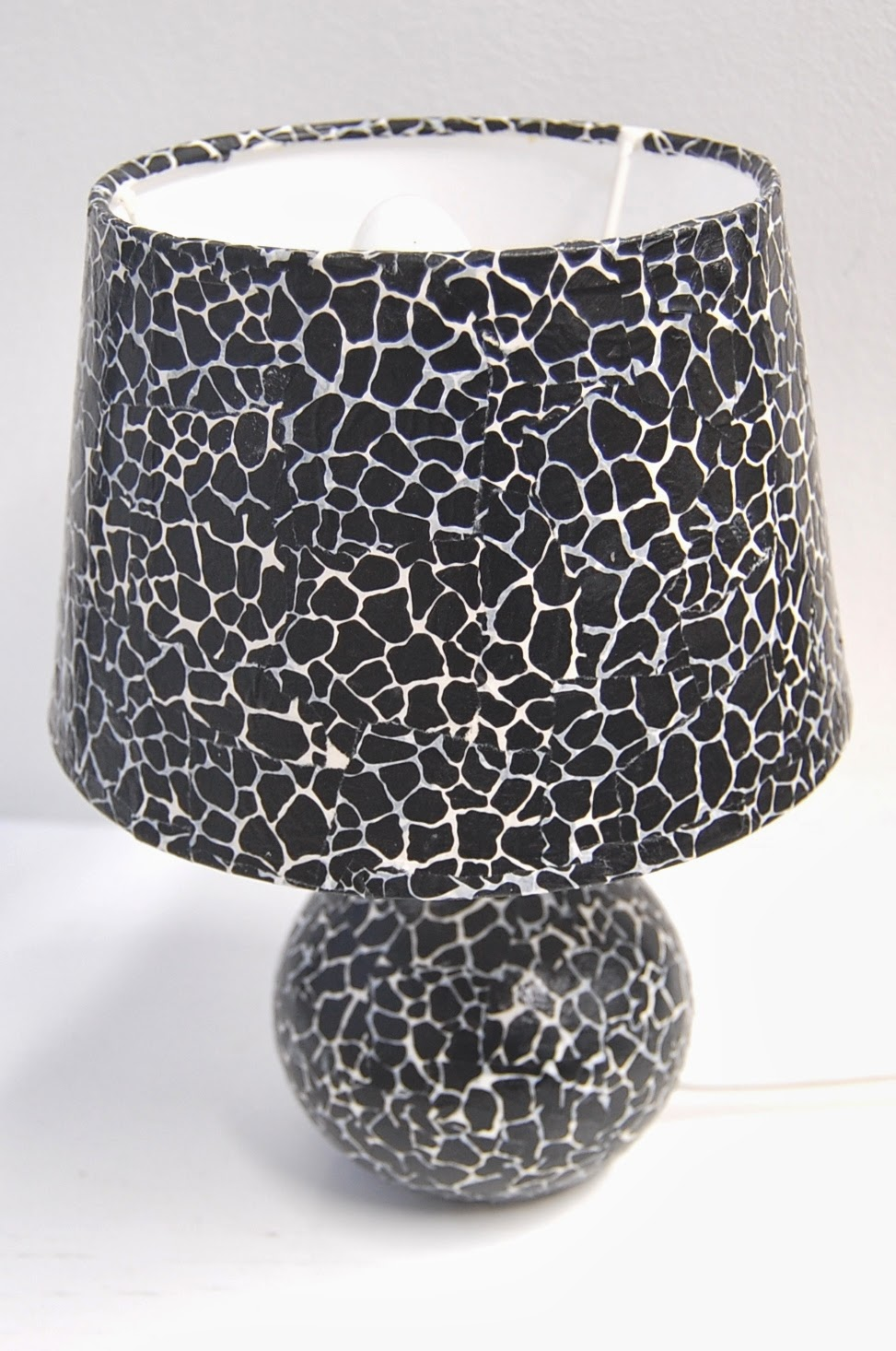 Decopatch \u0026 Decoupage UK Decopatch Lamp Base and Lampshade