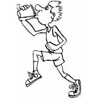 exercicios e beber água