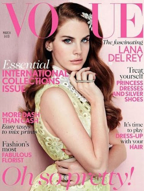 Lana del Rey Vogue