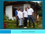 DOCENTES SEDE GENERAL SANTANDER: Paula Carvajal, Patricia Garcia, Francenid Salcedo y Edwar Pizarro