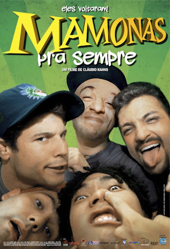 Download - Mamonas Para Sempre BluRay 720p (2009) Nacional Torrent
