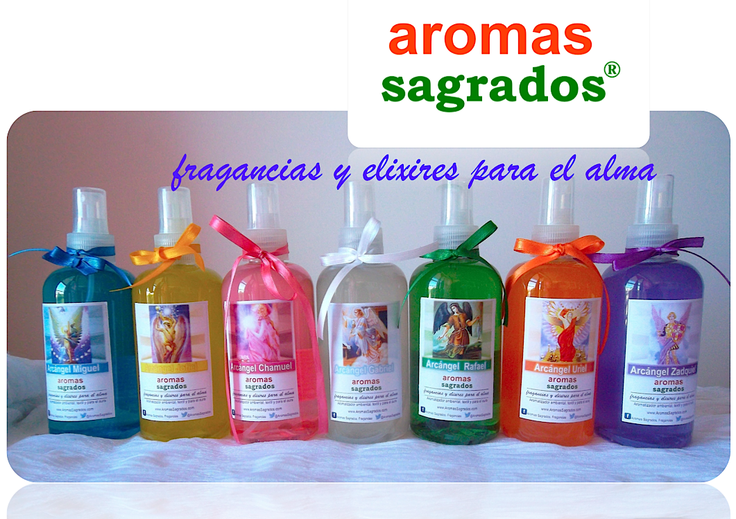 Elixires de Aromas Sagrados®