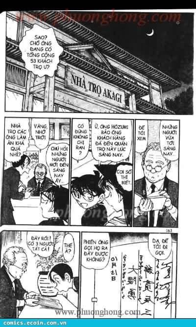 Detective Conan - Thám Tử Lừng Danh Conan chap 542 page 9 - IZTruyenTranh.com
