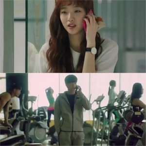 Sinopsis Cheese in the Trap episode 5 part 2