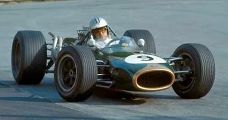 Formula 1 1967 Denny Hulme/ Brabham